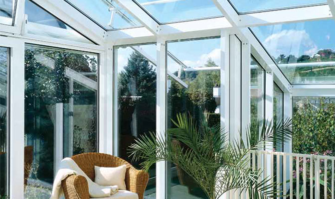 Conservatories products